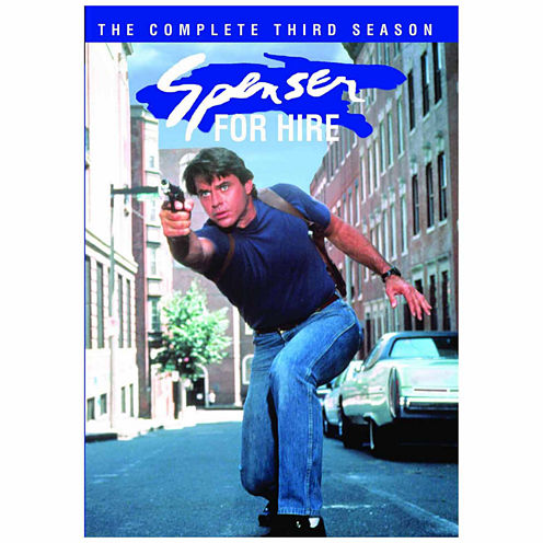 Spenser For Hire The Complete Third Season
