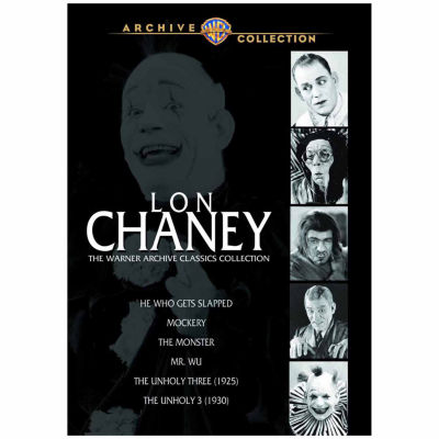 Lon Chaney: The Warner Archives Classics Collection
