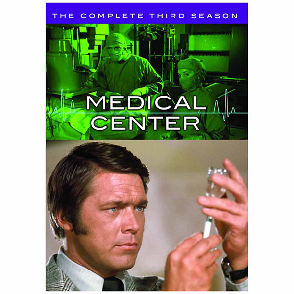 Medical Center The Complete Third Season