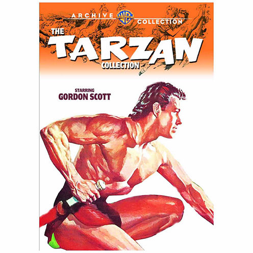 The Tarzan Collection Ft Gordon Scottdon