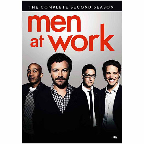 Men At Work 2012 The Complete First Season