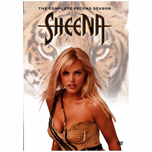 Sheena The Complete Second Season