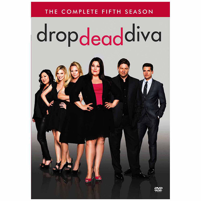 Drop Dead Diva The Complete Fifth Season - Asstd National Brand - Dvd Box Sets - Multiple Colors - Multi