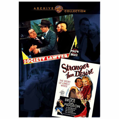 Walter Pidgeon Double Feature 2-Disc Set