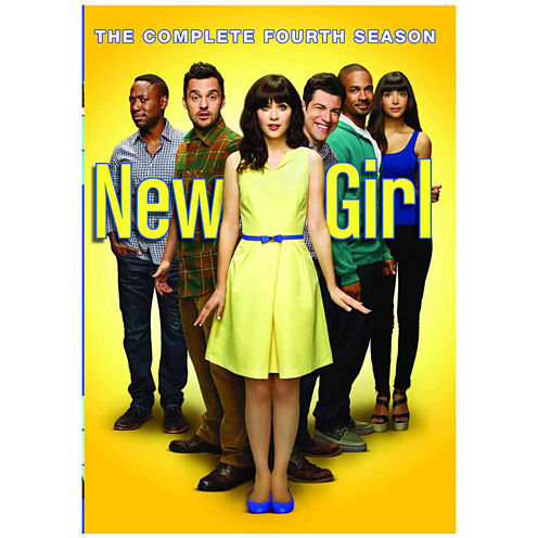 New Girl The Complete Fourth Season