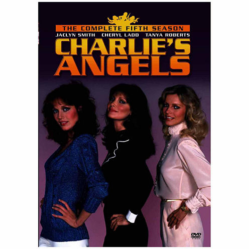Charlies Angels The Complete Fifth Season