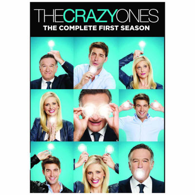 The Crazy Ones The Complete First Season