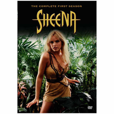 Sheena The Complete First Season
