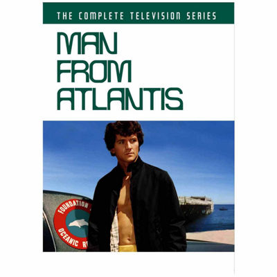 Man From Atlantis: The Complete Television Series - 4 Discs - DVD