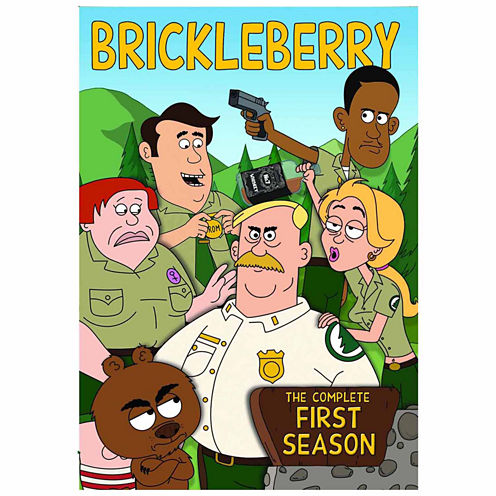 Brickleberry The Complete First Season