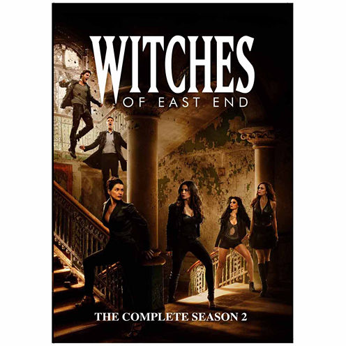 Witches Of East End The Complete Second Season