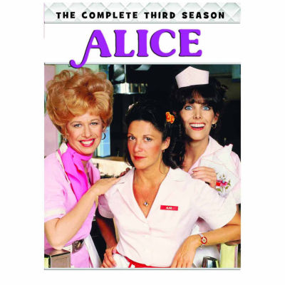 Alice The Complete Third Season Disc Set