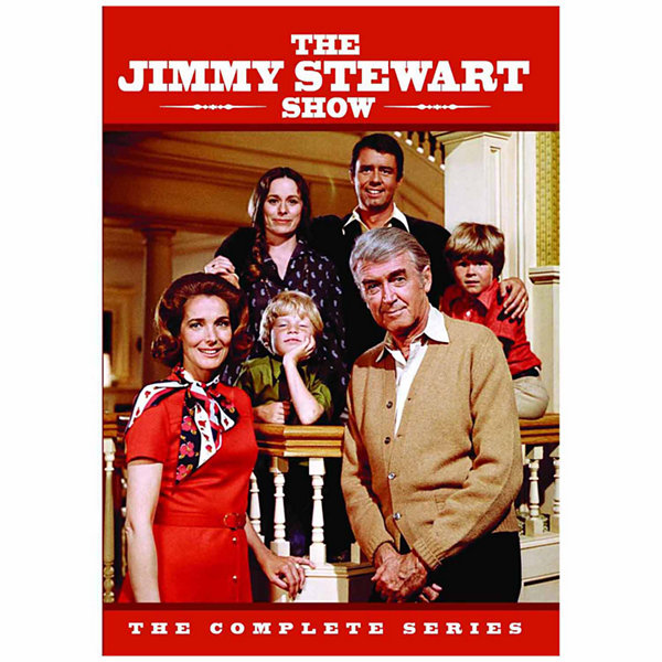 The Jimmy Stewart Show Complete Series