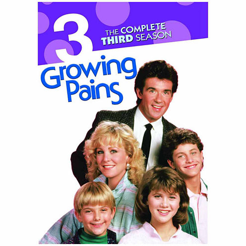 Growing Pains The Complete Third Season