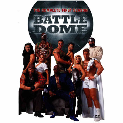 Battle Dome The Complete First Season