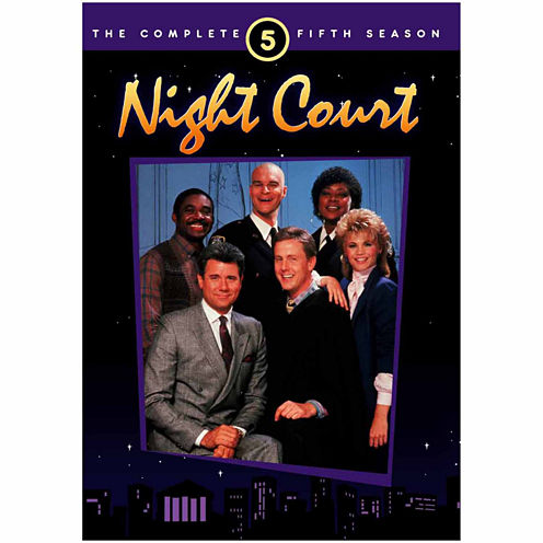 Night Court The Complete Fifth Season