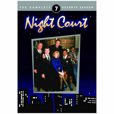 Night Court The Complete Seventh Season