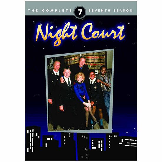 Night Court The Complete Seventh Season