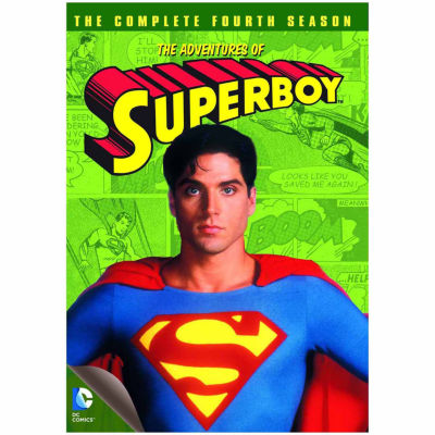 Superboy The Complete Fourth Season