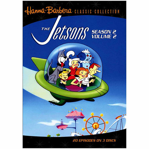 The Jetsons: Season Two, Volume Two - 3 Discs - DVD