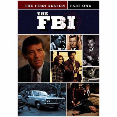 Fbi The First Season Part One 4-Disc Set