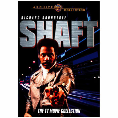 Shaft The Tv Movie Collection 4-Disc Set