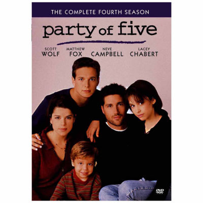Party of Five: The Complete Fourth Season - 5 Discs - DVD