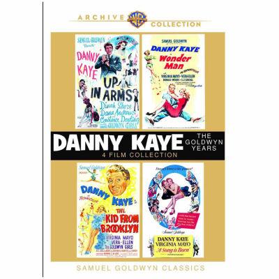 Danny Kaye Goldwyn Years