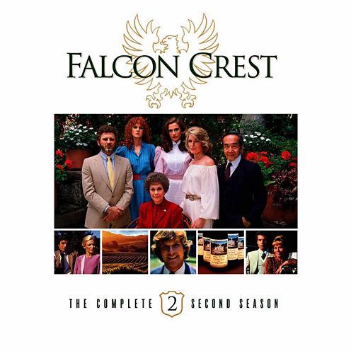 Falcon Crest The Complete Second Season
