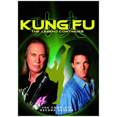 Kung Fu The Legend Continues Season 2