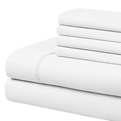 Sleep Philosophy Temperature-Regulating Sheet Set with Cool Max® Fabric