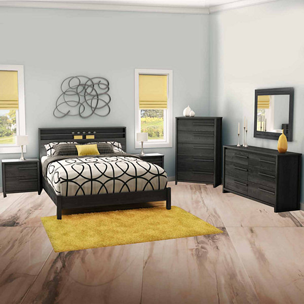 Tao 6-Drawer Double Dresser