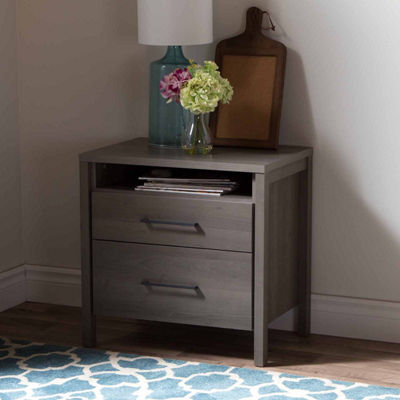 Gravity 2-Drawer Nightstand