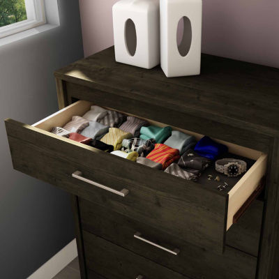 Gravity 5-Drawer Chest