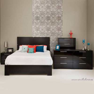 Mikka 6-Drawer Double Dresser
