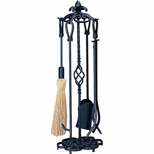 Heavy Weight Fireplace Tool Set