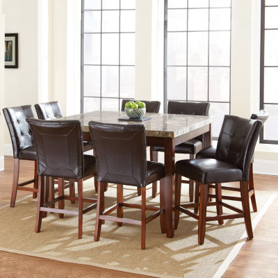 Steve Silver Co Maxton 9-pc. Dining Set