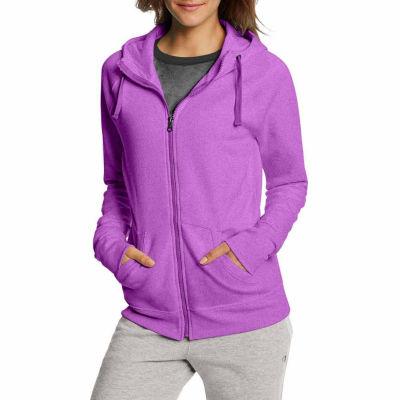 Champion® Fleece Full-Zip Hoodie