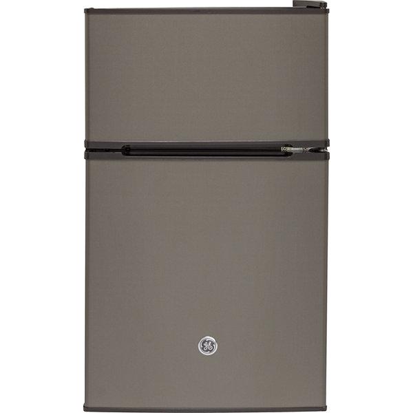 Double Door Compact Refrigerator