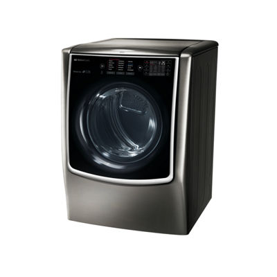 LG SIGNATURE 9.0 cu. ft. Smart Wi-Fi Enabled Electric Dryer with TurboSteam™