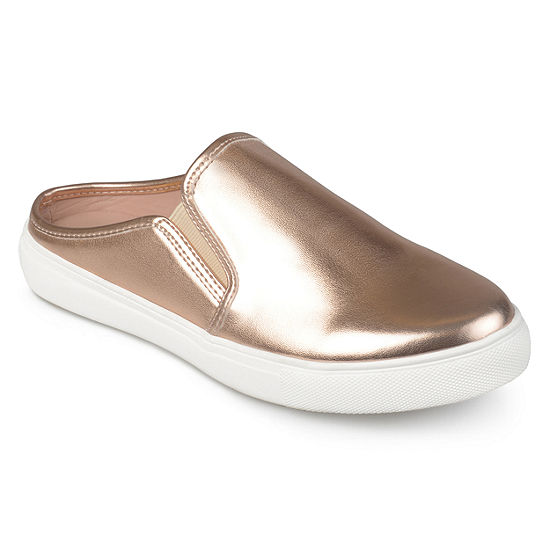 Journee Collection Womens Walen Mules Slip-on Round Toe