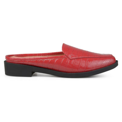 Journee Collection Jaziel Womens Mules