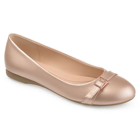 Journee Collection Womens Trudy Slip-On Shoe Round Toe