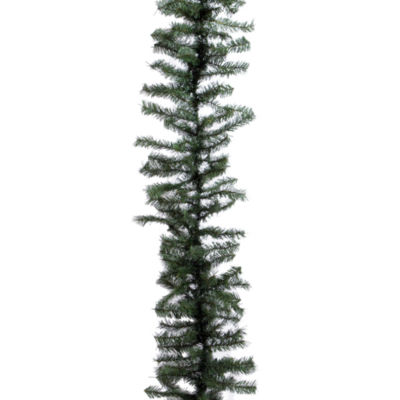 Vickerman 100' Canadian Pine Christmas Garland Unlit