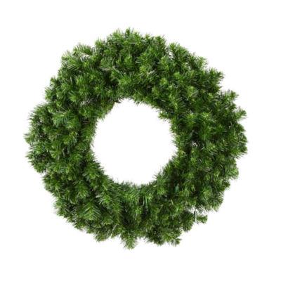 "Vickerman 24"" Douglas Fir Christmas Wreath Unlit"