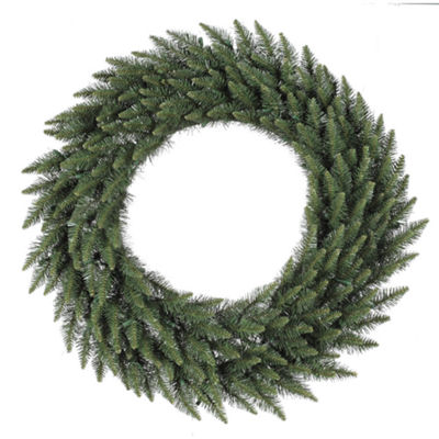 "Vickerman 36"" Camdon Fir Christmas Wreath Unlit"""