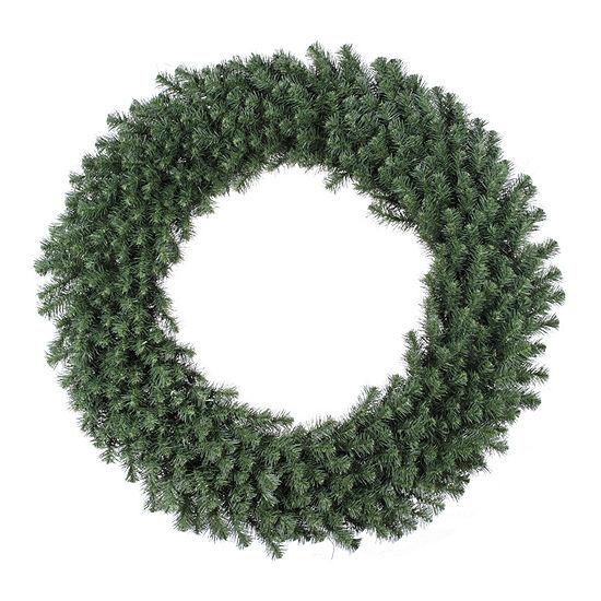 "Vickerman 48"" Douglas Fir Christmas Wreath Unlit"