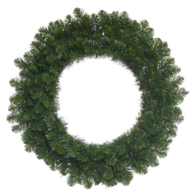 "Vickerman 48"" Grand Teton Christmas Wreath Unlit"""