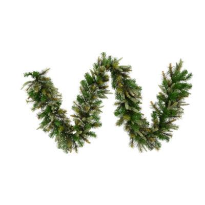 Vickerman 50' Cashmere Christmas Garland Unlit