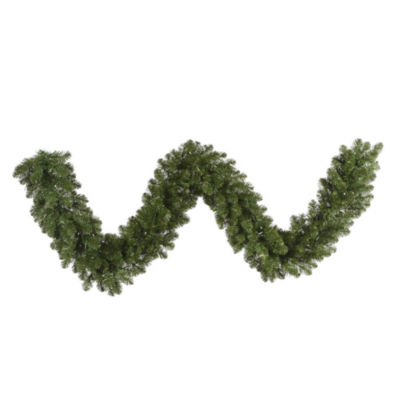 Vickerman 50' Grand Teton Christmas Garland Unlit